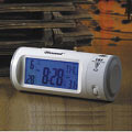 Designer Projection Clock with Calendar and Thermometer