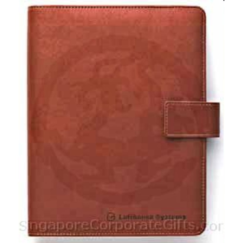 A5 Refillable Diary (728-A) Brown