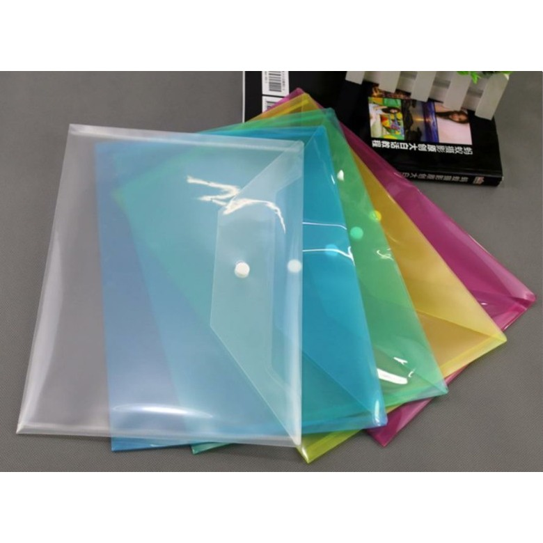 A4 Envelope Shaped Document Holder 2