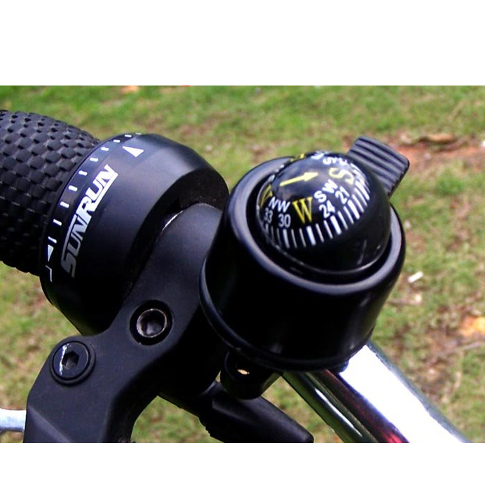 Bicycle Bell with Compass 1