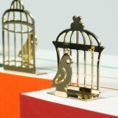 Caged Bird Bookmark (Small)