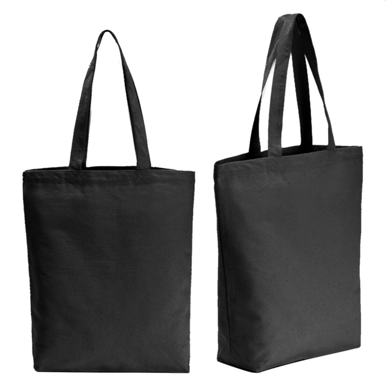 Quality A3 Canvas Tote bag with base