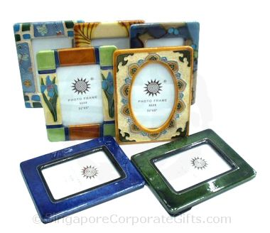 Ceramic Photoframe 3R