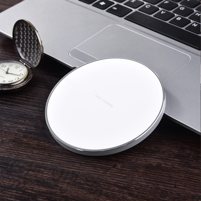 Circular Wireless Phone Charger (10W)