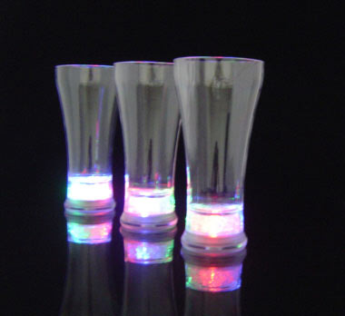 Flashing Soft Drink Cup