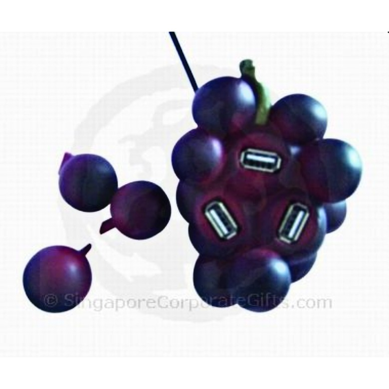 Grapes USB Hub