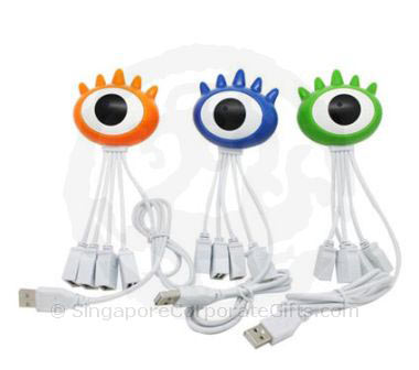 One Eyed Alien USB Hub