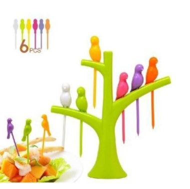 Creative Fruit Forks