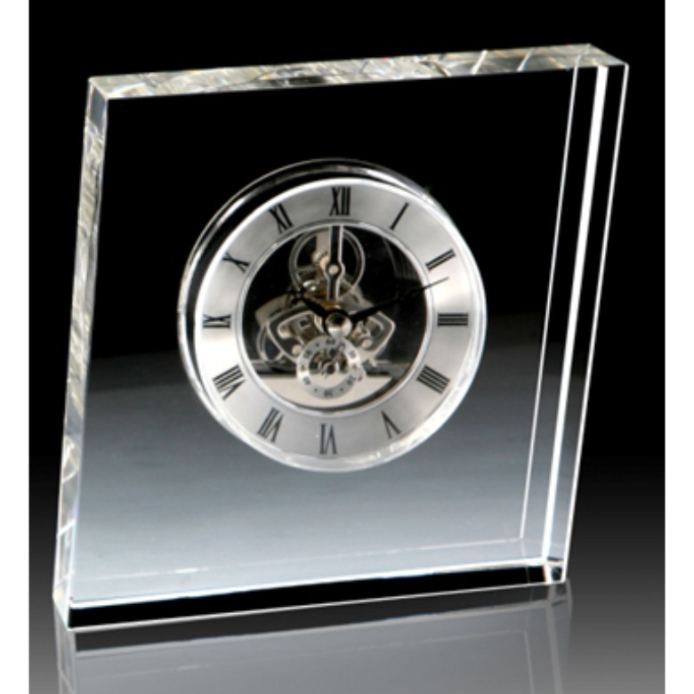 Crystal Clock (CS380)