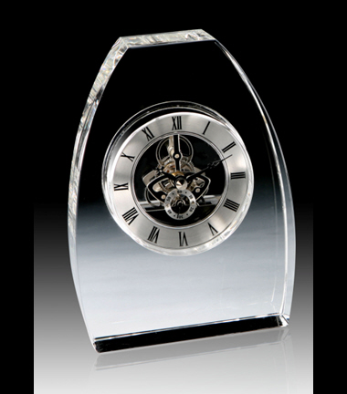 Crystal Clock (CS382)
