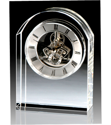 Crystal Clock (CS384)