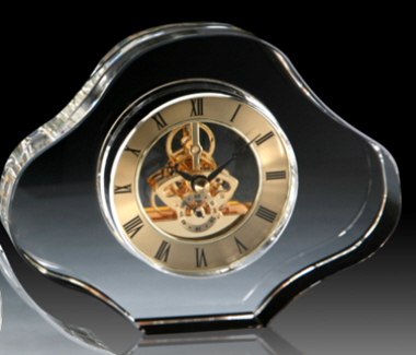 Crystal Clock (CS391)