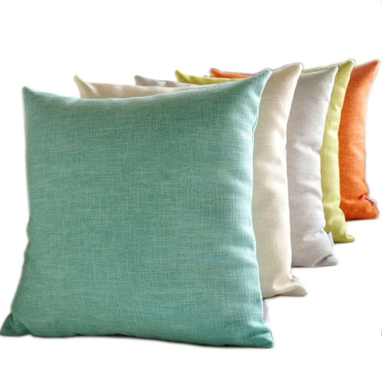 Memory Foam Cushion Pillow