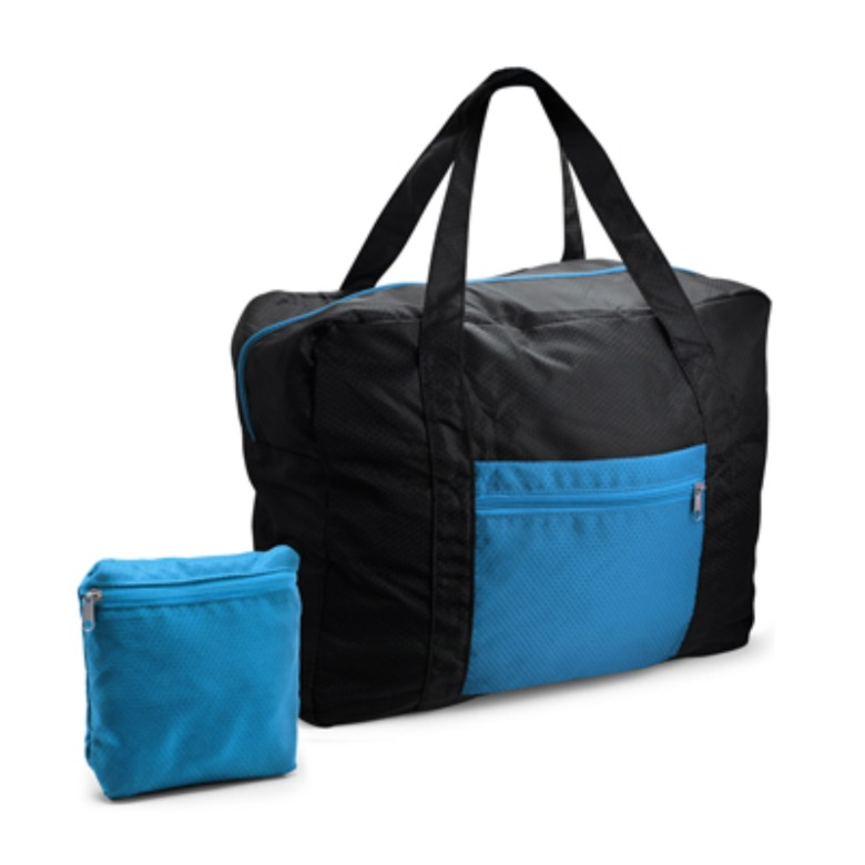 Foldable Duffle Bag (Dual Colour)