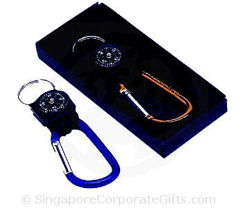 Carabiner w/Compass