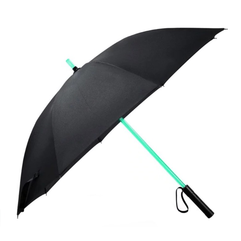 Umbrella with LED shaft [23 in]