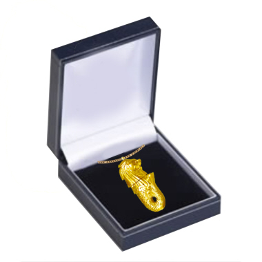 Gold Merlion Thumbdrive (16G)