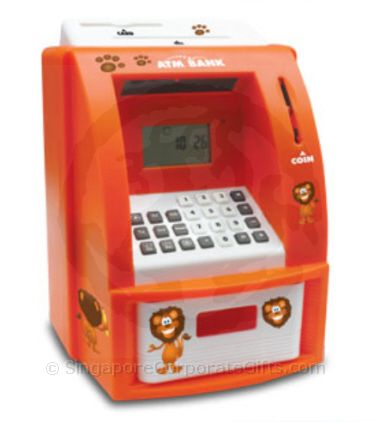 Mini ATM Coin Bank