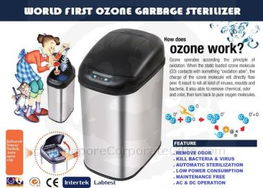 World First Ozone Garbage Steriser (20L)