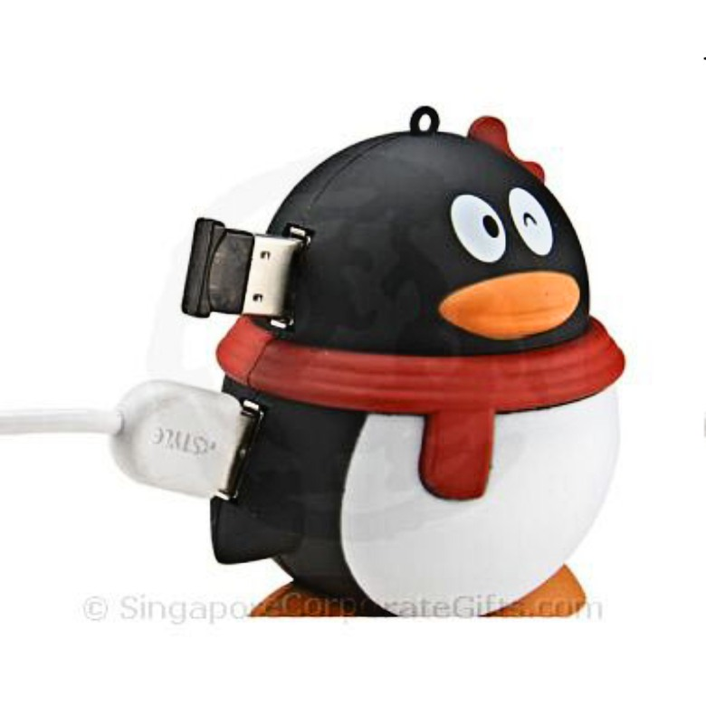 Penguin USB Hub (4 Port)