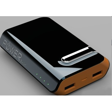 Power Bank with Bluetooth Earphone (6600mAh) BT-03