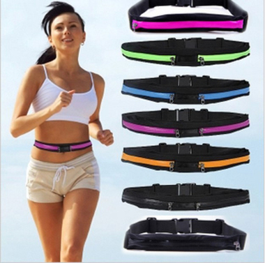 Running Belt (Double Zip)