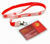 Dual Colour SG 50 Lanyard