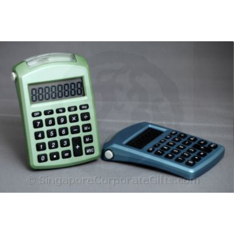 Water powered Calculator 2