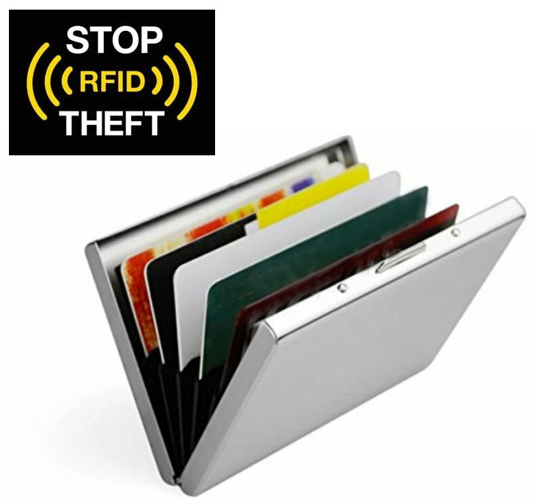 RDIF Blocking Credit Card Holder