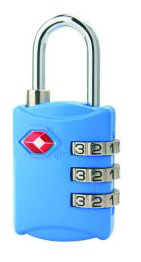 TSA Approved Luggage Lock 302