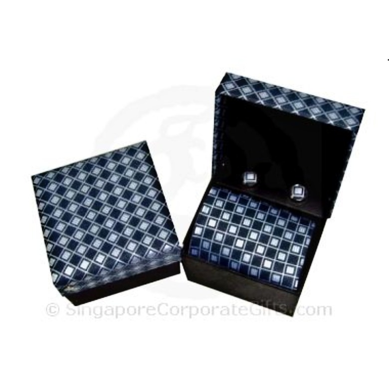 Exclusive Silk Ties (Water and Oil Resistant)- HK7004-S