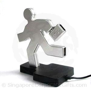 Running Man USB Hub 2.0
