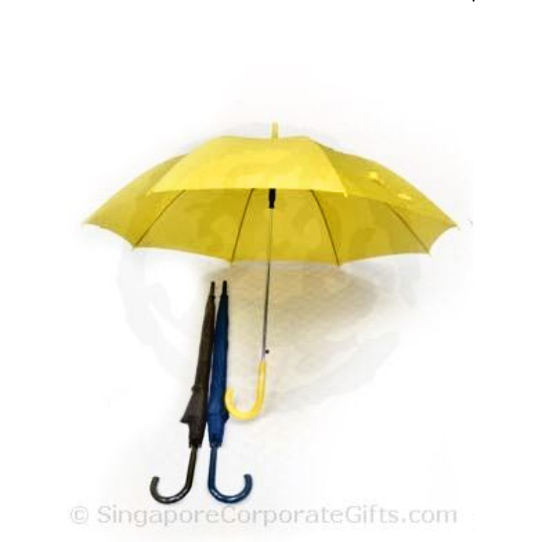 "Umbrella with colour matching Handle (24"")"