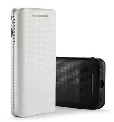 PowerBank with WIFI router and SD card reader SHGD [12000mAh]