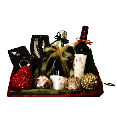 Exquisite French Wine Hamper 3