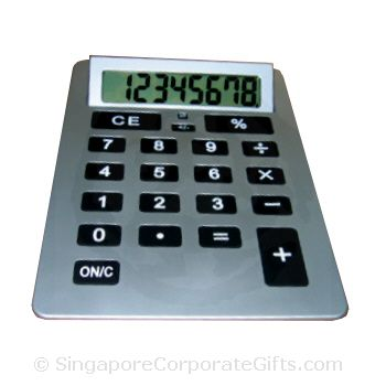 Jumbo Size Calculator (A4 Size)