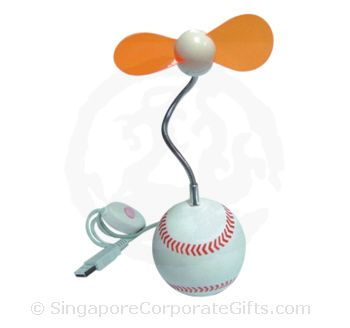 USB Baseball  Fan