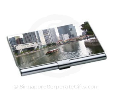 Designer namecard holder - Singapore River 2