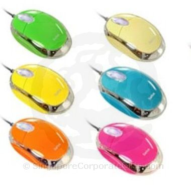 Designer Colourful Mouse
