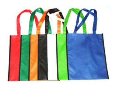 Dual Colour Non-Woven Bag (80 gsm)