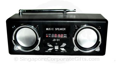 High End MP3 Speaker With Radio(Thumdrive and SD Card Input)