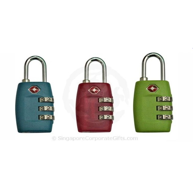 TSA Approved Luggage Lock 335