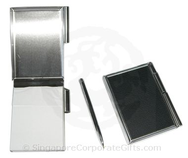 Exclusive namecard holder with pen - B3