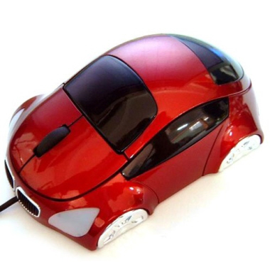Racing Car Mouse 3